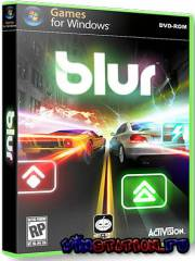 Ѕлур / Blur (PC/2010/Lossless RePack/RUS)
