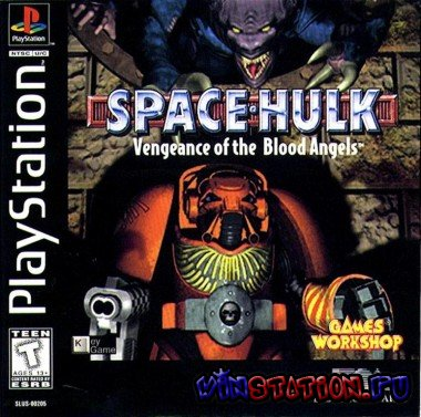 Скачать игру Space Hulk - Vengeance of the Blood Angels (PSX)
