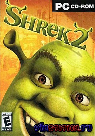 Скачать Shrek 2: Team Action (PC/RUS) бесплатно