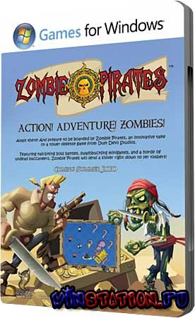 Скачать Zombie Pirates: Collector's Edition (PC/2010) бесплатно