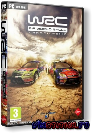 WRC: FIA World Rally Championship 2010/ENG/RePack/PC)