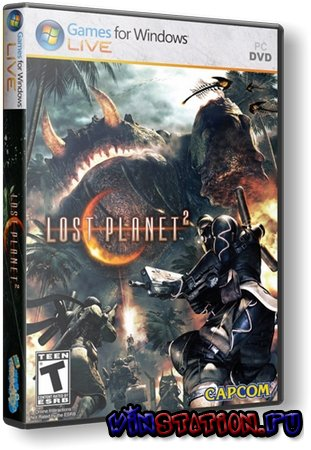������� Lost Planet 2 (2010/RUS/ENG/Lossless Repack) ���������