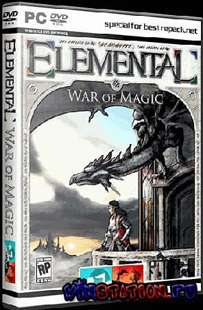 Скачать Elemental. War of Magic v.1.09 (PC/RePack/RU) бесплатно