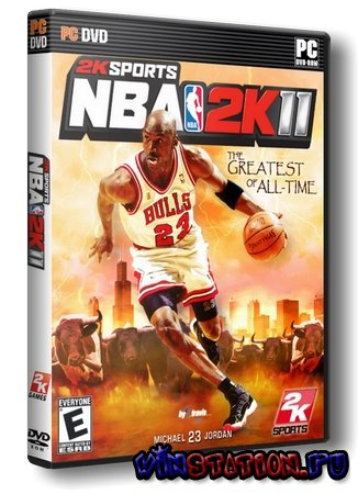 NBA 2K11 (2010/RUS/ENG/Repack/PC)