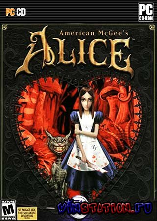American McGee's Alice (PC/Русская озвучка)