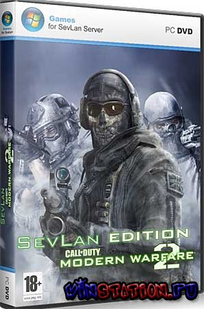 ������� Call OF Duty Modern Warfare 2 Sevlan Edition (PC/2010/RU/Rip) ���������