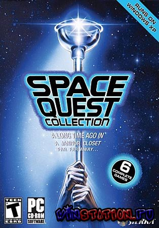 Space Quest Collection (PC/RUS)