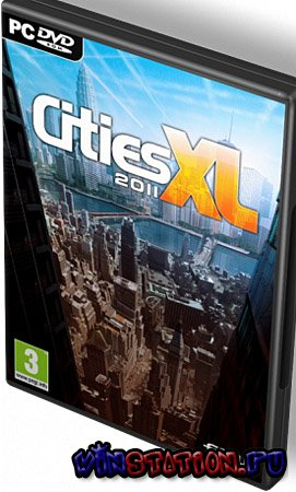 Скачать Cities XL 2011 (PC/2010/MULTi5/L) бесплатно