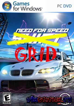Скачать Shift/Grid 1,02 (PC/2010/RUS/RePack) бесплатно