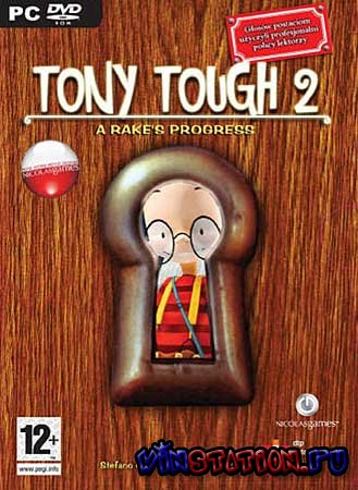 Скачать Tony Tough: a Rake's Progress (PC/RUS) бесплатно