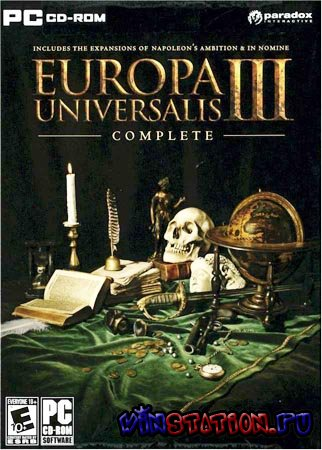 Europa Universalis III: In Nomine (PC/RUS)