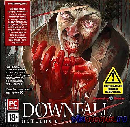 Скачать Downfall: A Horror Adventure Game (Warning! Only 18+) бесплатно