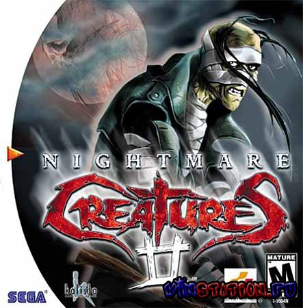 Скачать Nightmare Creatures 2 (PC/2010/RUS) бесплатно