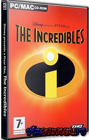 ������������ / The Incredibles - ������� (PC/RePack/RU)