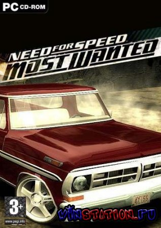 Скачать Need for Speed: Most Wanted - Muscle (PC/2010/RePack/RUS) бесплатно