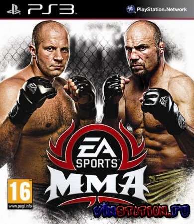 ������� EA Sports MMA (PS3) ���������