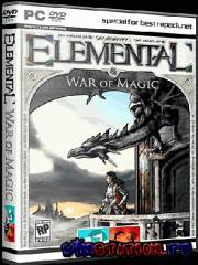 Elemental. War of Magic v.1.09 (PC/RePack/RU)