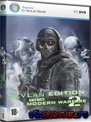Call OF Duty Modern Warfare 2 Sevlan Edition (PC/2010/RU/Rip)