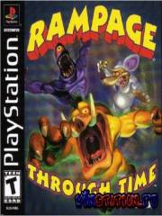 Rampage Through Time (PS1)