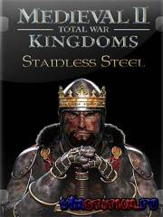 Medieval 2: Total War Kingdoms 1.5 + Stainless Steel 6.1 (3 в 1/Repack/RU)