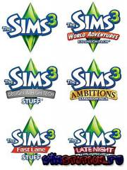 The Sims 3. Gold Edition 6 в 1