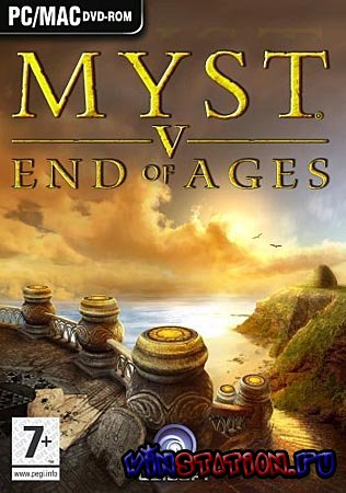 Myst V End of ages (PC/RU Озвучка)