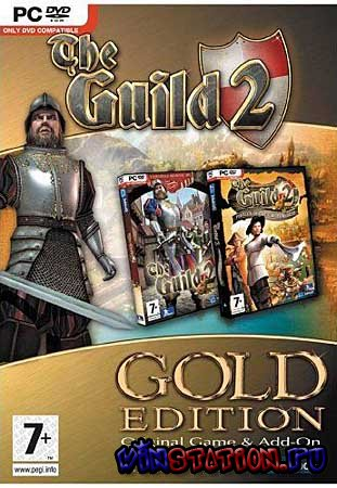 √ильди¤ 2 «олотое »здание / The Guild 2 Gold Edition (PC/RePack/RUS)