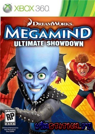 Megamind:The Video Game-Ultimate Showdown (XBOX360)