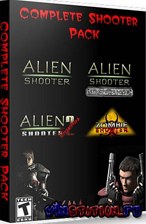 Скачать Complete Shooter Pack (PC/RUS) бесплатно