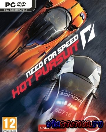 Need for Speed: Hot Pursuit - Limited Edition (RUS/ENG/RePack/PC)