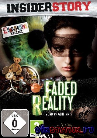 Insider Story - Faded Reality - Monicas Geheimnis (PC)