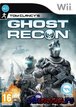 Tom Clancy's Ghost Recon (2010/PAL/ENG/Wii)