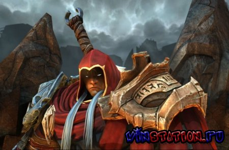 Скачать Darksiders wrath of war hellbook edition (2010/Rus/Multi4) бесплатно