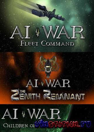 Скачать AI War: Fleet Command [+2 Addons] (2010/ENG) бесплатно