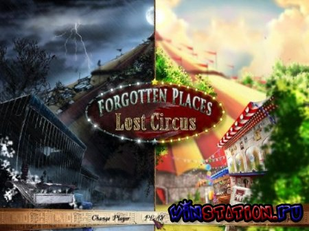 Forgotten Places - Lost Circus (PC)
