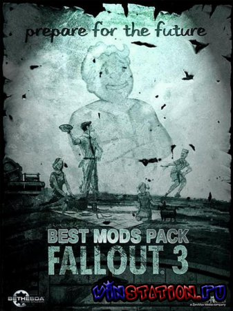 Скачать Fallout 3 Best MODs Pack (PC/RUS) бесплатно