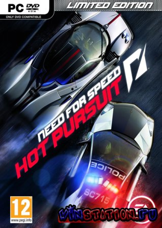 Need for Speed: Hot Pursuit Limited Edition (2010)(Electronic Arts)(MULTI 7)[Repack]