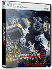 Supreme Commander 2.v 1.230 + DLC (PC/2010/RePack)