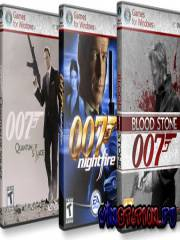 Трилогия: James Bond (PC/2002-2010/RePack/RU)