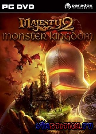 Скачать Majesty 2: Monster Kingdom (2010/ENG) бесплатно