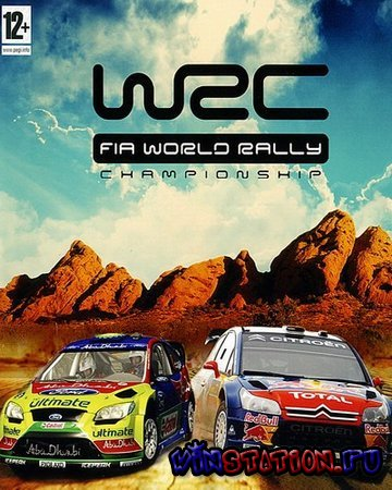 ������� WRC. FIA World Rally Championship (2010/RUS/ENG/Lossless RePack/��) ���������