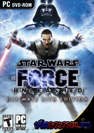 Скачать Star Wars: The Force Unleashed - Ultimate Sith Edition (PC/RUS/RePack) бесплатно