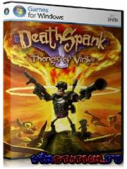 DeathSpank: Thongs of Virtue (PC/RePack)