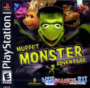 Muppet Monster Adventure (PSX)