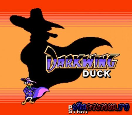 Darkwing Duck / ׸���� ���� (Dendy/RUS)
