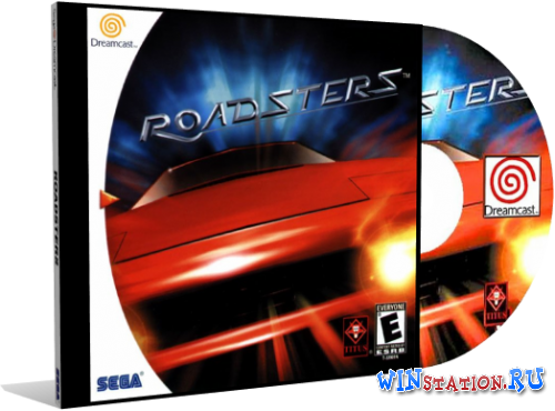 —качать игру Roadsters (Dreamcast/RUS)