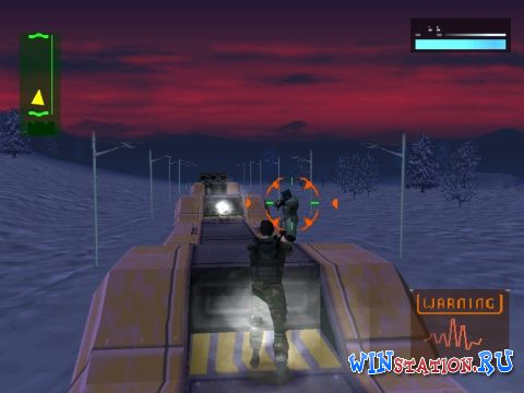 Covert Ops: Nuclear Dawn (PSX/RUS)