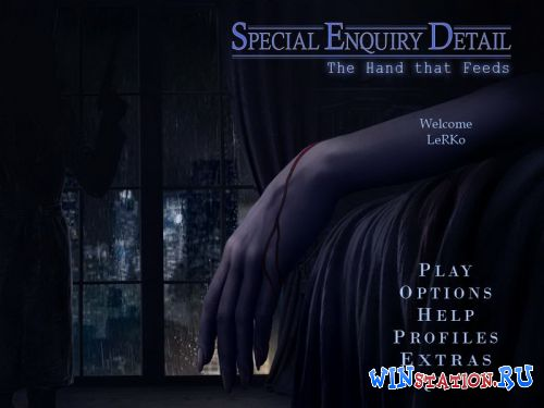 Special Enquiry Detail (PC/RUS)