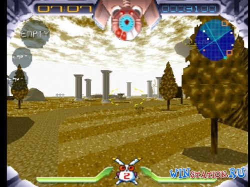 ������� ���� Jumping Flash (PSX/ENG)
