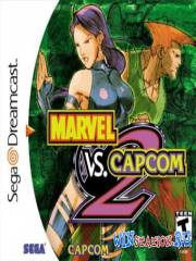 Marvel vs. Capcom 2 (Dreamcast/ENG)